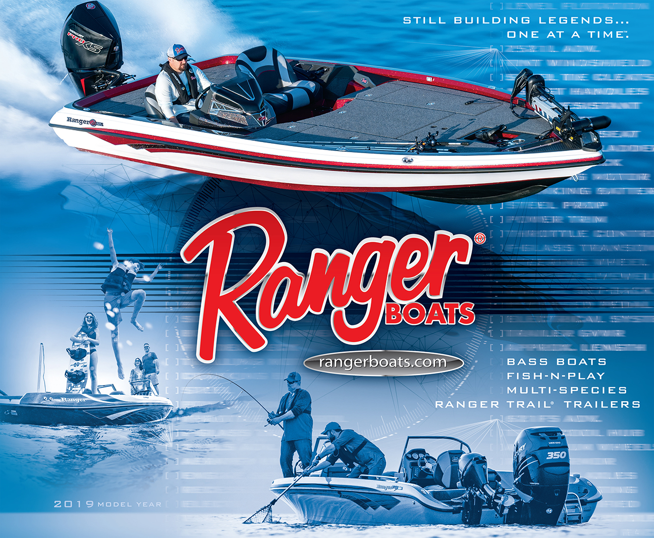 Interested in a Ranger boat? Let us send you a free catalog!