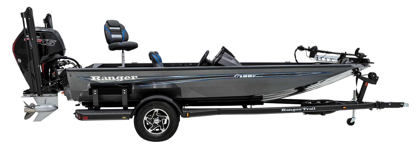 Ranger Aluminum Bass Boats