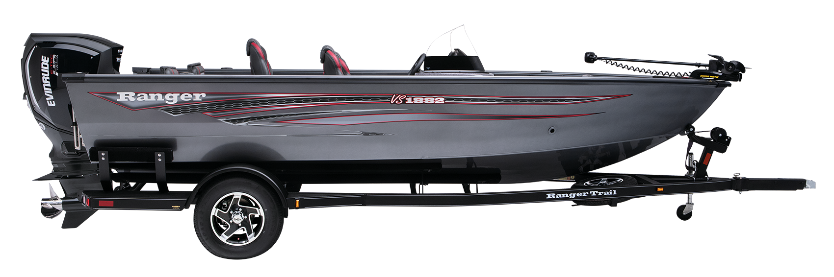 Ranger Ranger VS1882SC Aluminum deep V fishing boat deep V fishing boat