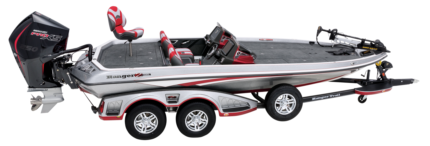 High performance Ranger Z520L bass boat for sale