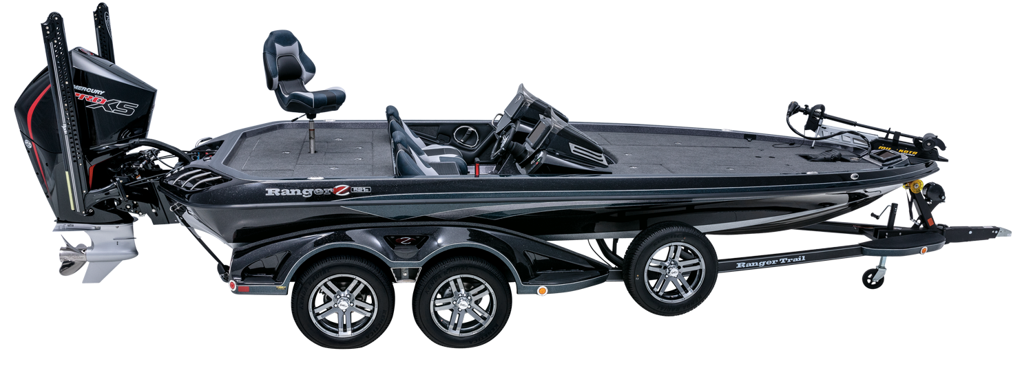Photos of Ranger Z521c Ranger Cup Equipped, the best tournament bass boat