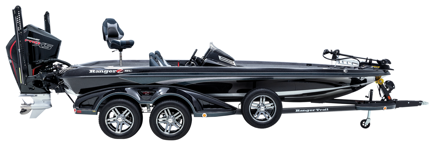 Ranger Boats Z521C Ranger Cup Equipped
