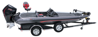 Ranger high-performance bass boat for sale